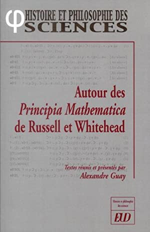 autours des principia mathematica de russel et: Guay A