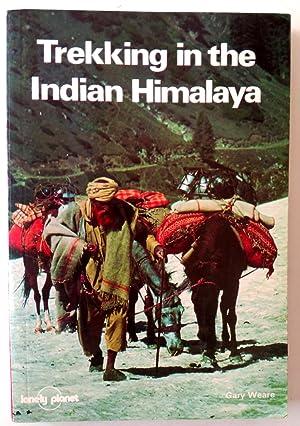 Imagen del vendedor de Trekking in the Indian Himalaya ( texto en ingles ) a la venta por Librería Salvalibros Express