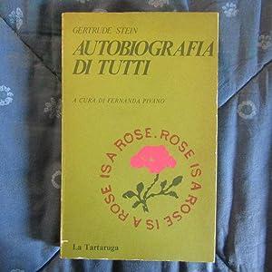 Autobiografia di tutti: Gertrude Stein