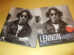 Lennon Legend: An Illustrated Life By John Lennon (includes 60 Minute CD Titled In His Own Words ...