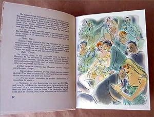 L'Abbé chez les Fous. Lithographies Originales de Schem.: Kienné de Mongeot.