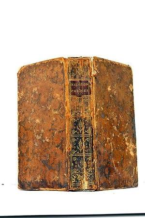 La Religion, Poëme. Huitième édition, revue, corrigée,: RACINE.