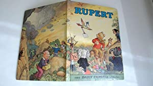 Rupert Annual 1972: Anon