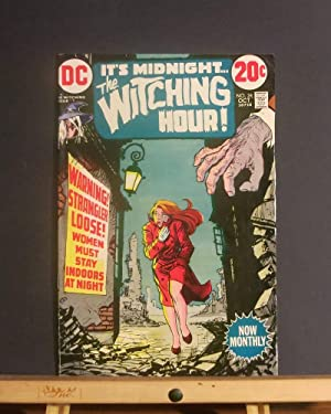 The Witching Hour! #24: Alfredo Alcala and