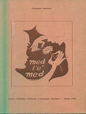 Immagine del venditore per Med l'e' med venduto da Librodifaccia