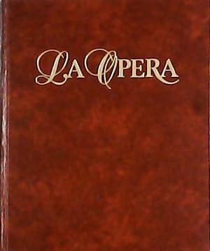 La ópera. 4 tomos.: VILELLA, Asunción (Dir.).-