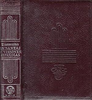 ANDANZAS Y VISIONES ESPAÑOLAS: DE UNAMUNO, MIGUEL