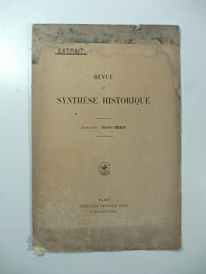 Contribution a l'histoire de la methode historique: Giovanni Gentile