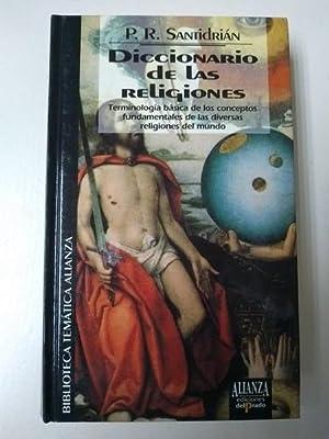 Diccionario de las religiones: P. R. Santidrian