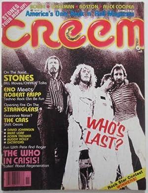 Creem. November, 1978: Various Authors