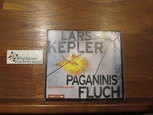 Bild des Verkäufers für Paganinis Fluch. Lars Kepler. Gelesen von Wolfram Koch. Aus dem Schwed. übers. von Paul Berf. Regie: Kathrin Weick zum Verkauf von Wimbauer Buchversand