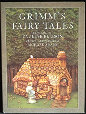 Grimm's Fairy Tales; Adams Richard; Selected By: Grimm Jacob; Grimm