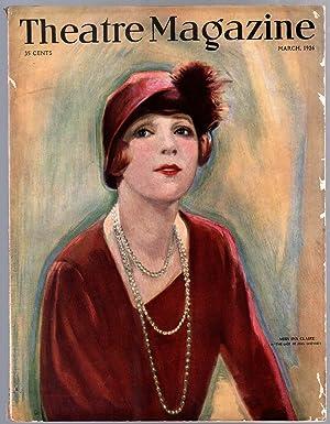 Theatre 3/1926-Ina Claire-Natacha Nattowa-Follies-Raquel Meller-VG+