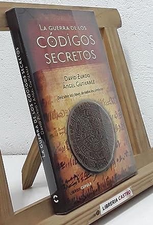 La guerra de los códigos secretos. Descubre: David Zurdo y