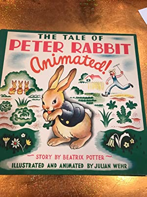 THE A TALE OF PETER RABBIT ANIMATED: BEATRIX POTTER