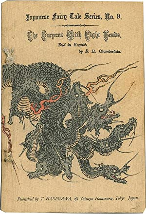 The Serpent with Eight Heads.: Crepe paper. Japanese