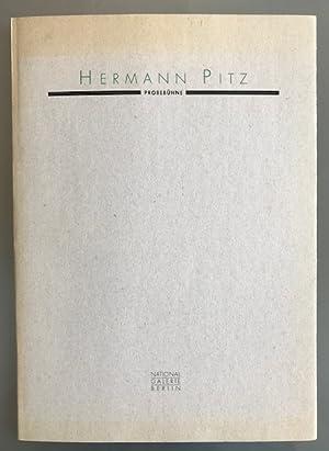 Bild des Verkäufers für Hermann Pitz. Probebühne. zum Verkauf von Antiquariat Cassel & Lampe Gbr