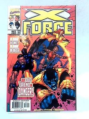 X-Force: Vol. I No. 83: J.F. Moore