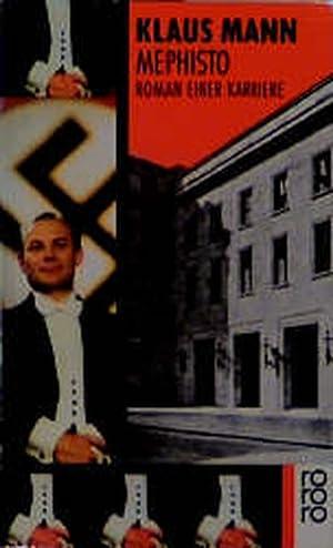 Bild des Verkäufers für Mephisto: Roman einer Karriere. zum Verkauf von Antiquariat Armebooks