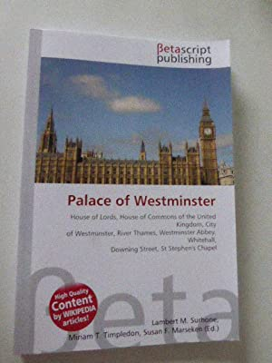 Palace of Westminster. House of Lords, House: Lambert M. Surhone,