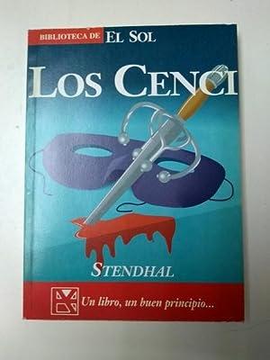 Los Cenci: Stendhal