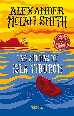 Imagen del vendedor de Las arenas de isla tibur¢n una nueva aventura en el barco escuela tobermory a la venta por Imosver