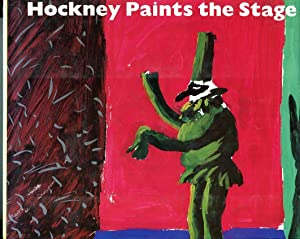 Hockney Paints the Stage: Friedman, Martin (with