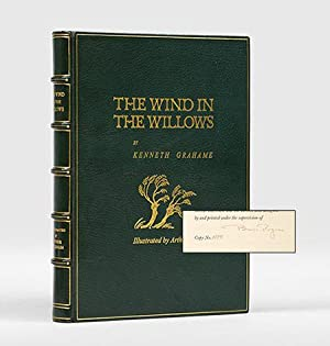The Wind in the Willows. With an: RACKHAM, Arthur (illus.);