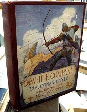THE WHITE COMPANY / ***** ASSOCIATION COPY: Doyle, Arthur Conan