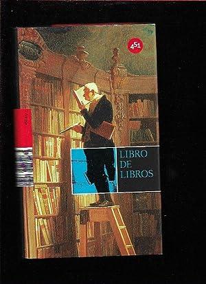 LIBRO DE LIBROS: VARIOS (COORDINADOR JAVIER