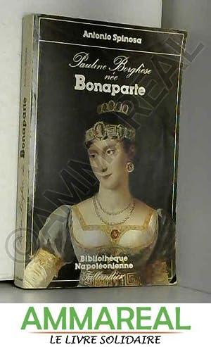 Pauline Borghèse, née Bonaparte: Antonio Spinosa