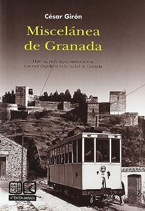 Miscelánea de Granada: Girón López, César