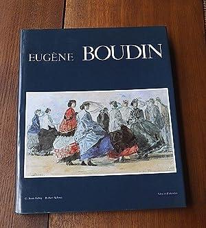 Eugène Boudin: Jean-Aubry, Robert Schmit