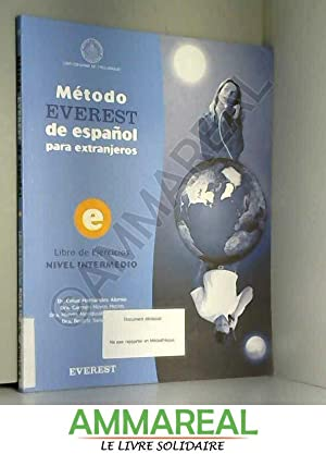 Método EVEREST de español para extranjeros. Nivel: Sanz Alonso Beatriz,