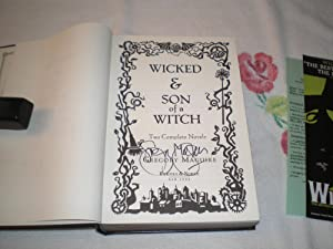 Wicked / Son Of A Witch: Signed: Gregory Maguire