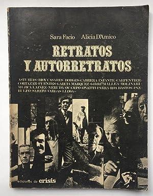 Retratos y autorretratos: Sara Facio &
