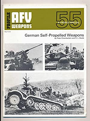 German Self-Propelled Weapons. A Profile Special.: CHAMBERLAIN, Peter /