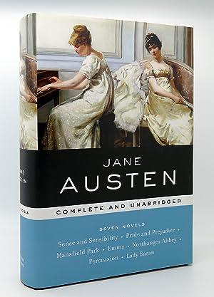 JANE AUSTEN Sense and Sensibility, Pride and: Jane Austen
