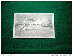 Immagine del venditore per Rarissima veduta della Grande Muraglia cinese nel 1860 Cina venduto da LIBRERIA IL TEMPO CHE FU