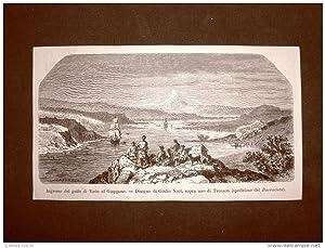 Immagine del venditore per In Giappone nel 1863 Ingresso del Golfo di Yedo venduto da LIBRERIA IL TEMPO CHE FU