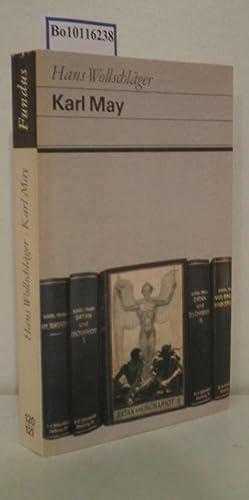 Karl May Grundriss eines gebrochenen Lebens Interpretation: Wollschläger, Hans: