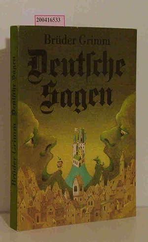 Deutsche Sagen: Brüder Grimm: