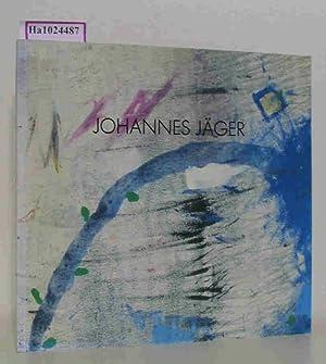 Bild des Verkäufers für Johannes Jäger - Aquarelle auf Leinwand / Hanna Jäger - Bilder, Collagen zum Verkauf von ralfs-buecherkiste