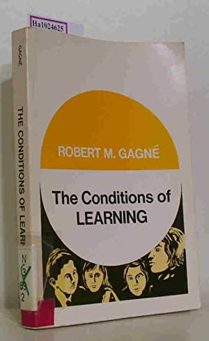 Seller image for The Conditions of Learning for sale by ralfs-buecherkiste