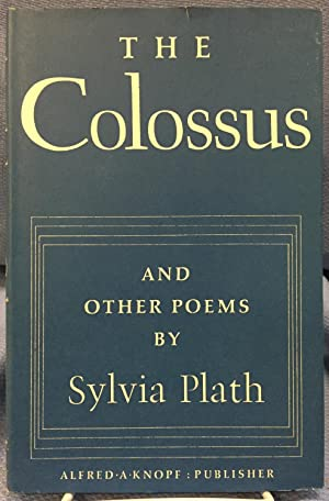 The Colossus and Other Poems: Sylvia Plath