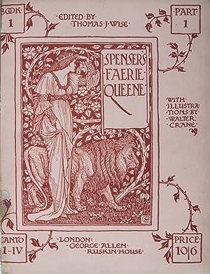 Spenser's Faerie Queene. 6-vol. set (Complete): Spenser, Edmund (Text