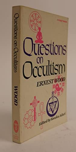 Questions on Occultism