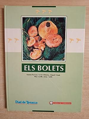 ELS BOLETS (INICIACIO A LA MICOLOGIA. L'ENTORN: Pascual, Ramon /