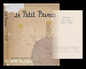 Le Petit Prince / Avec Dessins Par: Saint-Exupery, Antoine De