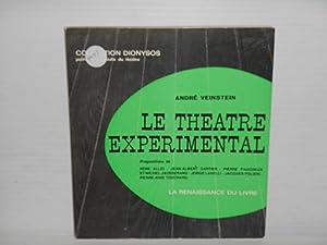 Le Theatre Experimental: Veinstein, André